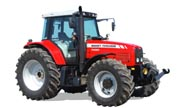 Massey Ferguson 6495 tractor photo