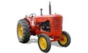 Massey-Harris 744 tractor photo