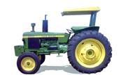 John Deere 2735 tractor photo