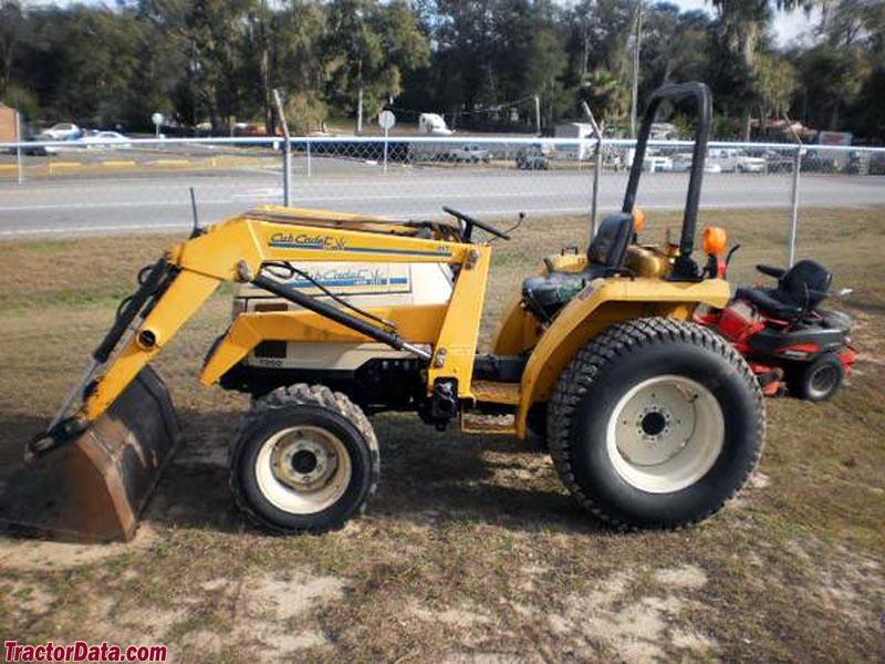 7260 Cub Cadet Tractor : Tractordata cub cadet tractor photos information