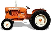 Allis Chalmers FD4 tractor photo