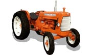 Allis Chalmers FD5 tractor photo