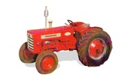 International Harvester A-414 tractor photo