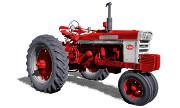 Farmall A-514 tractor photo