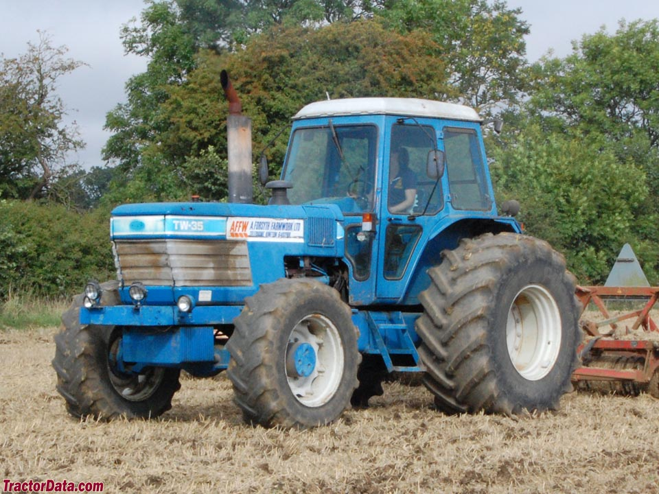 Ford Tw 35 Tractor Parts : Ford tw bing images