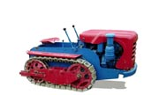 Ransomes MG40 tractor photo