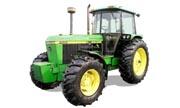 John Deere 3155 tractor photo