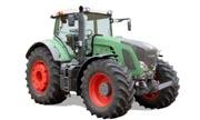 Fendt 933 Vario tractor photo