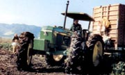 John Deere 2750 High-Clearance tractor photo