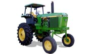 John Deere 4255 Hi-Crop tractor photo