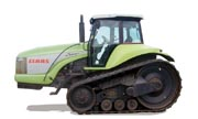 Claas Challenger 55 tractor photo