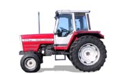 Massey Ferguson 387 tractor photo