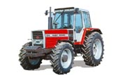 Massey Ferguson 1014 tractor photo