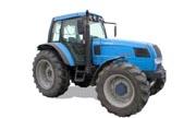 Landini Legend 130 tractor photo