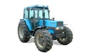 Landini 60 Blizzard tractor photo