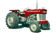 Massey Ferguson 155 tractor photo