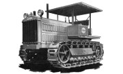 Cletrac ED2-38 tractor photo