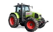Claas Ares 556 tractor photo