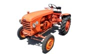 Renault N73 tractor photo
