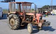 Renault Super 7D tractor photo