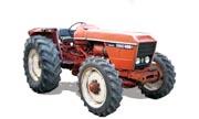 Renault 486 tractor photo