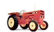 Renault 361 tractor photo