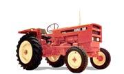 Renault 421 tractor photo