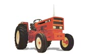 Renault 551 tractor photo