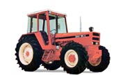 Renault 891 tractor photo