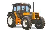 Renault 113-14 TX tractor photo