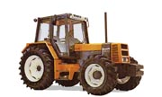 Renault 133-14 TX tractor photo