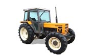Renault 75-14 LS tractor photo