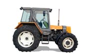 Renault 68-14 RS tractor photo