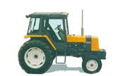 Renault 75-12 RS tractor photo