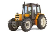 Renault 120-14 tractor photo