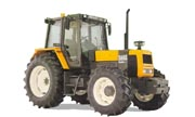 Renault 120-54 tractor photo
