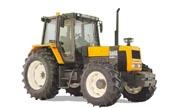 Renault 120-54 tractor photo