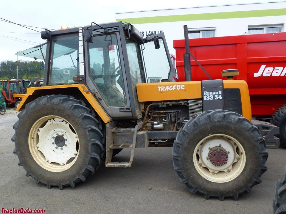 Tractordata Com Renault 133 54 Tractor Photos Information