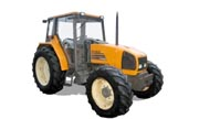 Renault Ceres 345 tractor photo