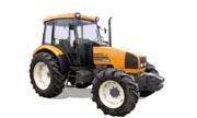 Renault Cergos 345 tractor photo