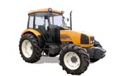Renault Cergos 355 tractor photo