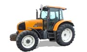 Renault Ares 550 tractor photo