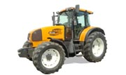Renault Ares 636 tractor photo
