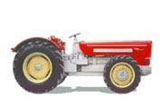 Schluter Super 1500V tractor photo