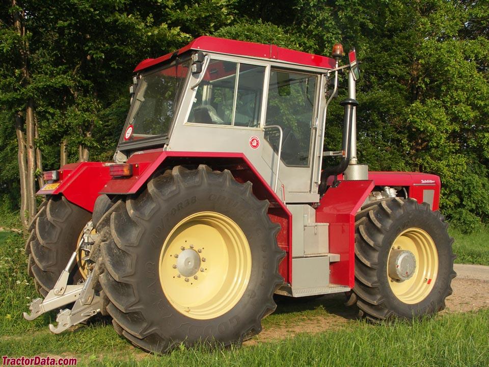 Tractor Data Farm Tractors : Tractordata schluter super vl tractor photos
