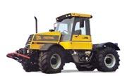 JCB Fastrac 155 tractor photo