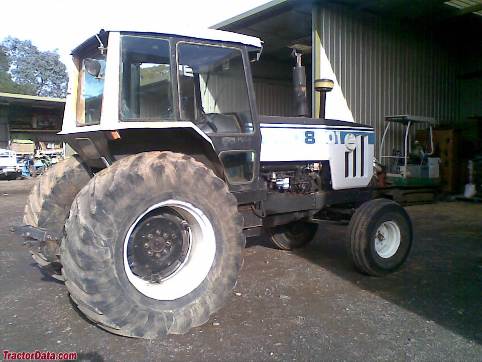 Tractordata Com Ford 8401 Tractor Photos Information