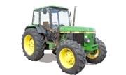 John Deere 2650 tractor photo