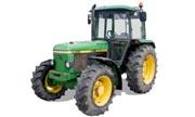 John Deere 2250 tractor photo