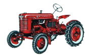International Harvester DLD-2 tractor photo